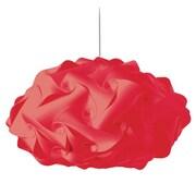Dainolite 3LT Globus Squash Jtone 14 x 25 x 25 in Red (DBL-FLT-795)