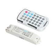 Dainolite Dc12v Mini Rgb Chaising Strip Remote Controller 1 x 5 x 1.5 in White (CB-M16RGB)
