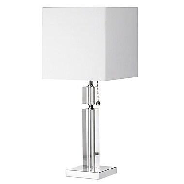 Dainolite Table Lamp Square Shade 19 x 8 x 8