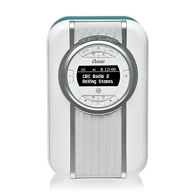 New Dawn Innovations VQ-CHRISTIE-TL/US Christie Digital Radio (DAB/DAB+/FM & NFC) Bluetooth Speaker, Teal