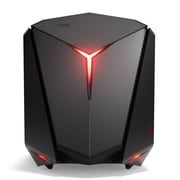 Lenovo-PC de jeu IdeaCentre Y720 Cube 90H20009US, 3GHz Intel Core i5-7300, DD 1 To, 8 Go DDR4, AMD Radeon RX 480, Win10