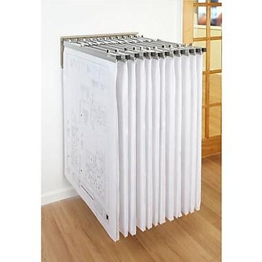 Brookside Design Pivot Wall Rack