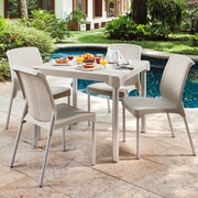 winston porter abe patio dining table