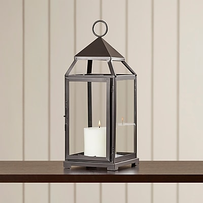 Alcott Hill Traditional Candle Lantern