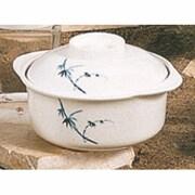 Bloomsbury Market Hensley 12 oz. Melamine Miso Bowl w/ Lid (Set of 12)