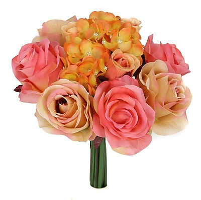 Willa Arlo Interiors 12 Stems Artificial Rose