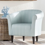 Highland Dunes Ashberry Barrel Chair