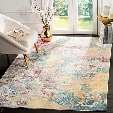 Mistana Lulu Multi-color Area Rug; 3' x 5'