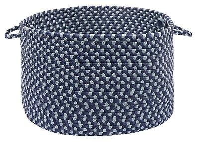 Bayou Breeze Blue Burst Utility Basket WYF078281727238