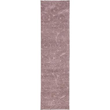 Willa Arlo Interiors Eladia Floral Violet Area Rug; Runner 2'7'' x 10'