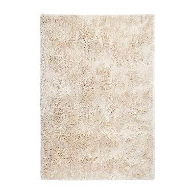 Willa Arlo Interiors Gino Hand-Tufted Ivory Area Rug; 9' x 12'