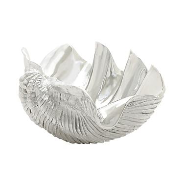 Highland Dunes Shruthi Seashell Traditional Resin Figurine