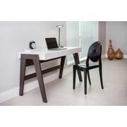 Brayden Studio Holte 2 Drawer Home Office Writing Desk