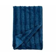 Willa Arlo Interiors Florencio Embossed Throw Blanket; Teal