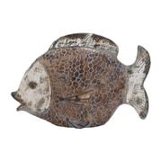 ABCHomeCollection Ceramic Fish Garden Statue
