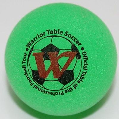 Warrior Table Soccer Warrior Pro Foosball Table