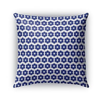Bungalow Rose Gisela Indoor/Outdoor Throw Pillow; 18'' x 18''