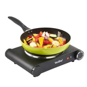 VonShef Premium Single Electric Hot Plate