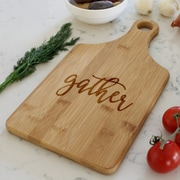 Etchey Bamboo Paddle Board