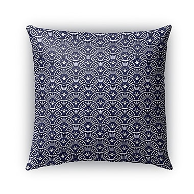Breakwater Bay Amani Indoor/Outdoor Throw Pillow; 18'' x 18''