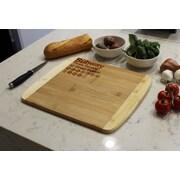 Etchey Bamboo Cutting Board