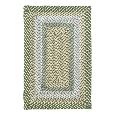 Bay Isle Home Marathovounos Pad Green Rug; 8' x 11'