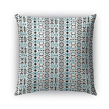 Bungalow Rose Gladwin Indoor/Outdoor Throw Pillow; 16'' x 16''