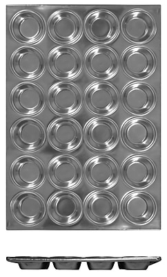 Thunder Group Inc. 24 Cup Non-Stick Muffin Pan WYF078281742679