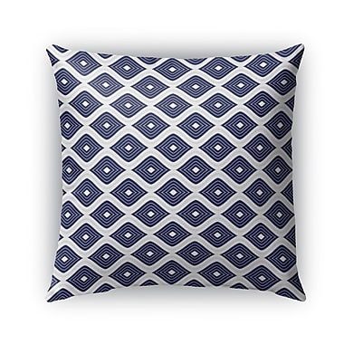 Brayden Studio Stamm Indoor/Outdoor Throw Pillow; 16'' x 16''