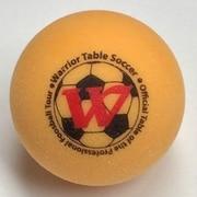Warrior Table Soccer Warrior Pro Foosball Table (Set of 4); Yellow