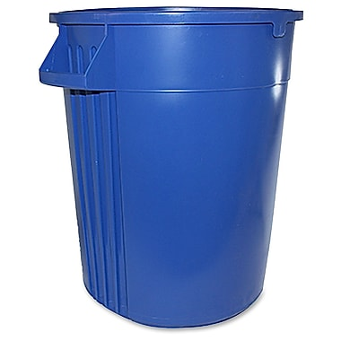 Impact Products, LLC Gator 44 Gallon Trash Can; Blue