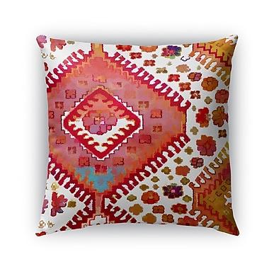 Bungalow Rose Fitzroy Indoor/Outdoor Throw Pillow; 18'' x 18''