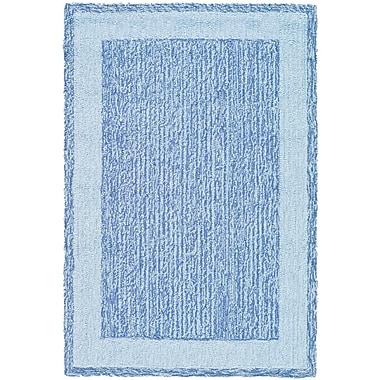 Highland Dunes Liadan Blue Area Rug; 2' x 3'