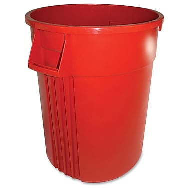 Impact Products, LLC Gator 44 Gallon Trash Can; Red