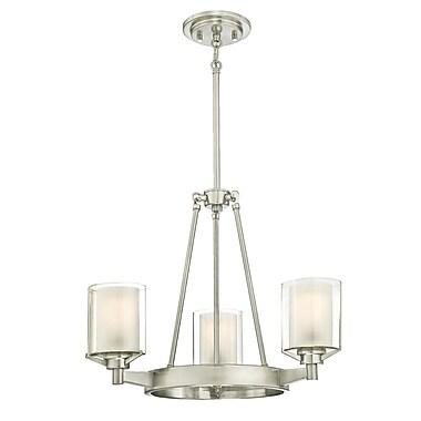 Darby Home Co Johns Indoor 3-Light Mini Chandelier