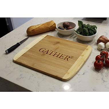 Etchey Bamboo Cutting Board