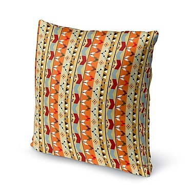 Bungalow Rose Greenberry Accent Throw Pillow; 18'' x 18''