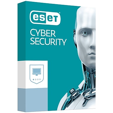 ESET Cyber Security for Mac, 1 Device, 1 Year