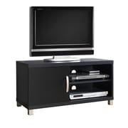 "Techni Mobili Modern TV Stand With Storage For TVs Up To 40"", Black (RTA-8897-BK)"