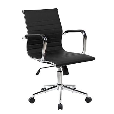 Techni Mobili Modern Medium Back Executive Office Chair