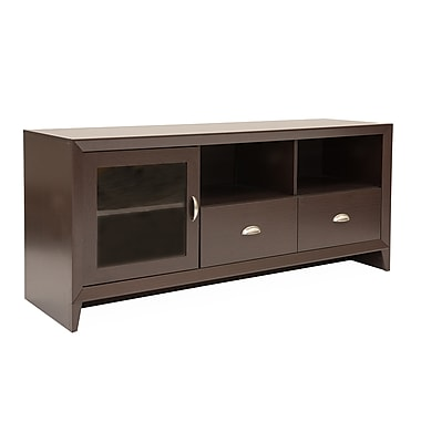 Techni Mobili Modern TV Stand With Stotage For TVs Up To 60