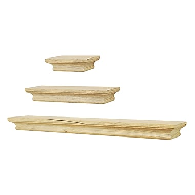 Kiera Grace Boston Wall Shelf, 6