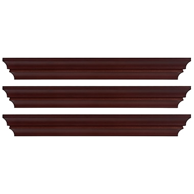 Kiera Grace Madison Contoured Wall Ledge & Shelf, 24