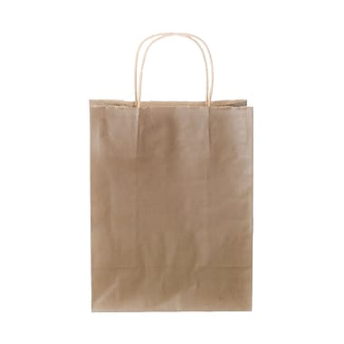 Creative Bag Premium Paper Shopper, 8x4x10