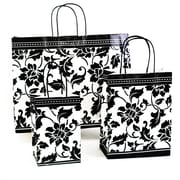 "Creative Bag Paper Shopper, 8x5x8"", Natural Kraft"