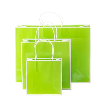 Creative Bag San Francisco Paper Shopper, 7x7x3