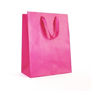 Creative Bag ? Sac fourre-tout Manhattan, 8 x 4 x 10 po, fuchsia Fifth Avenue