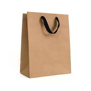 Creative Bag ? Sac fourre-tout Manhattan, 16 x 6 x 12 po, Kraft Chelsea