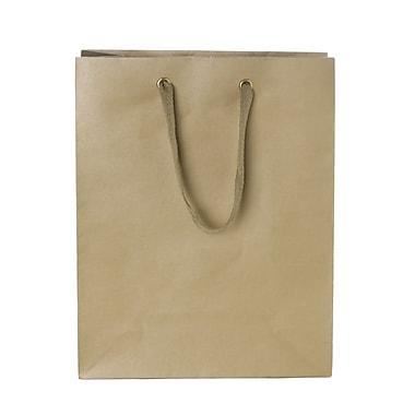 Creative Bag – Sacs Imperial, 16 x 6 x 12 po, doré métallique, 25/paquet