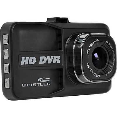 """""Whistler Digital Camcorder, 3"""""""" LCD, Full HD (D14VR)"""""" IM19J4085"